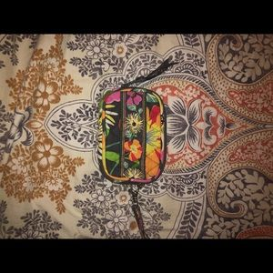 EUC Vera Bradley patterned wallet